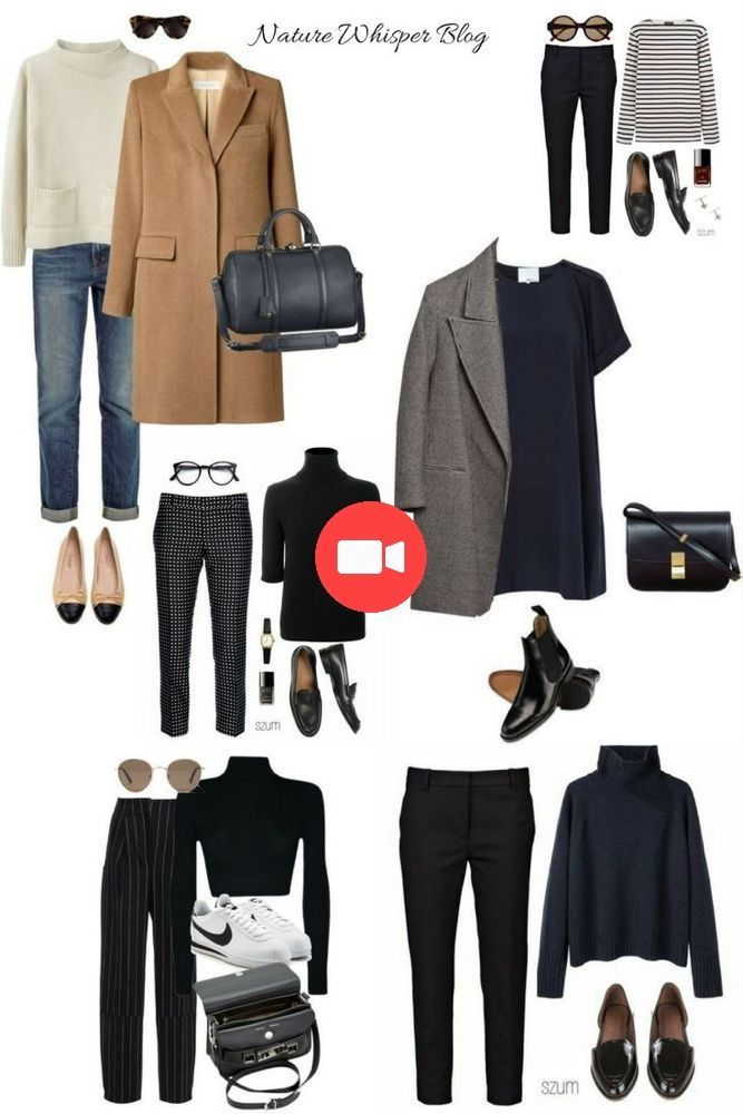 My Fall 2019 Capsule Wardrobe