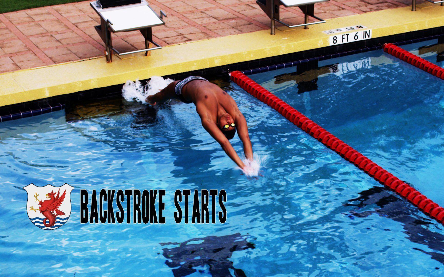 Swimisodes backstroke starts nuoto