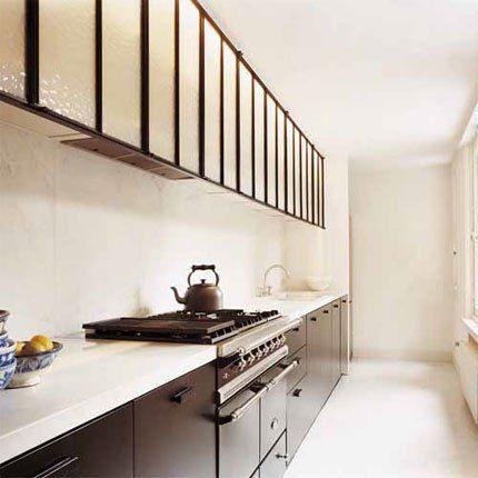 20 inspirations pour une cuisine noire et blanche Kitchen