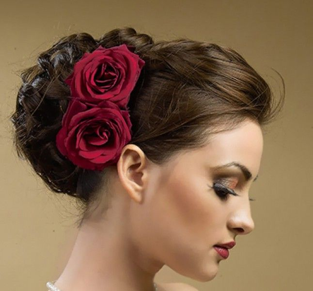 Hairstyle For Traditional Wedding: Image Result For Flamenco Hairstyles For Women