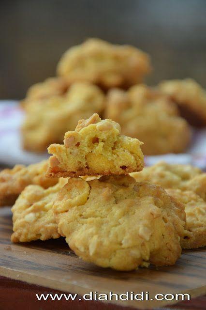 Diah Didi S Kitchen Kue Kering Cornflakes Dan Kacang Kue Camilan Kue Kering Makanan Dan Minuman