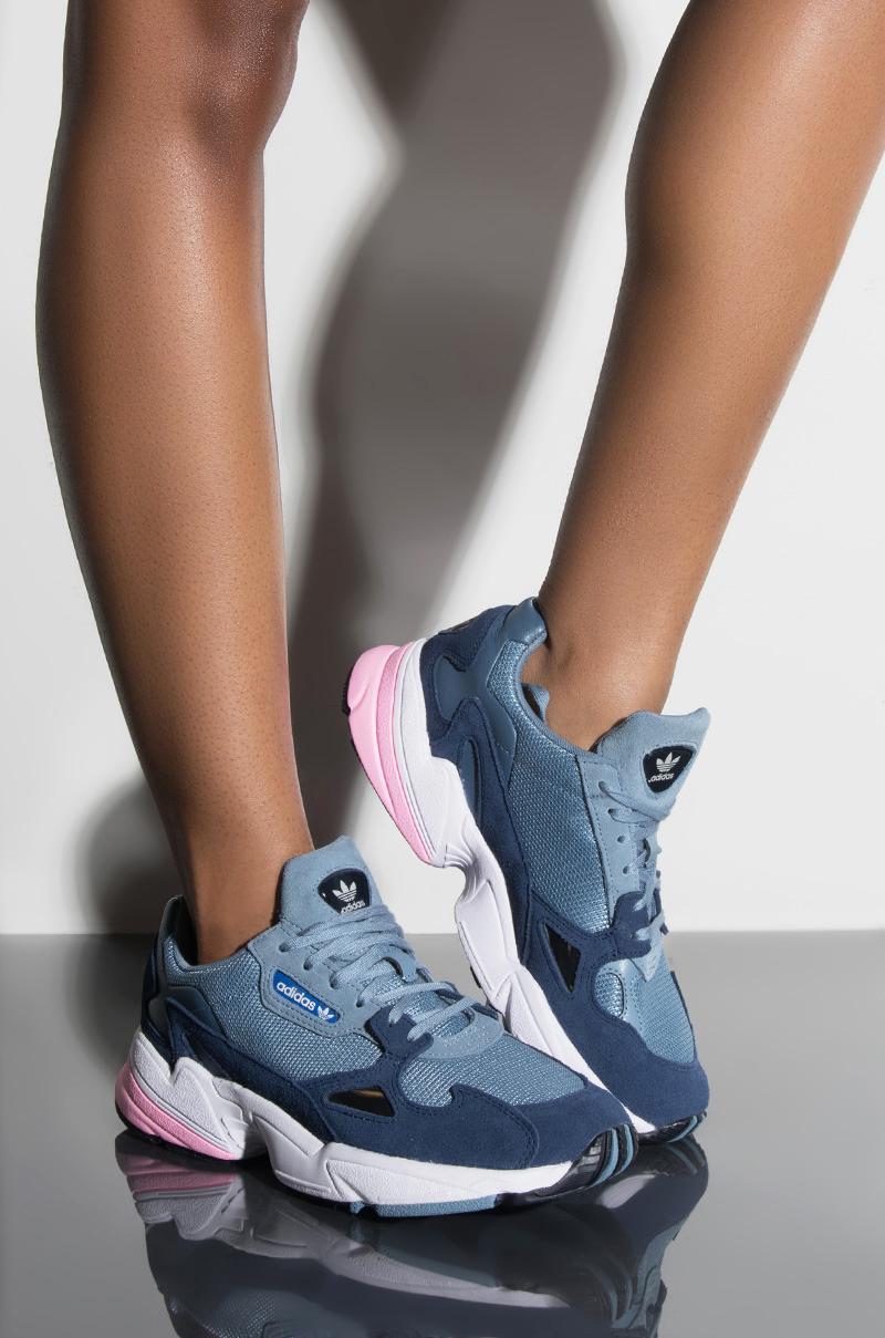 adidas womens falcon trainers