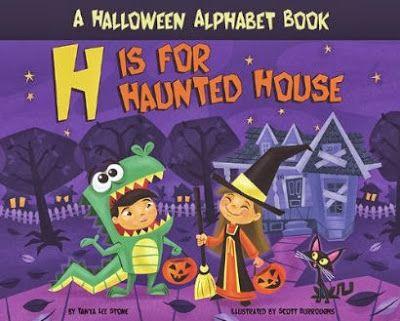 Halloween Shopaholic: Halloween ABC and 123 Books for Babies | Book ...