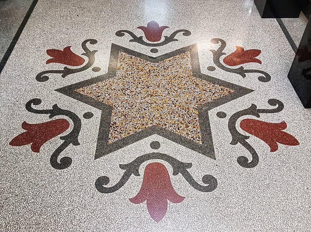 Terrazzo Floor Design Located In Sydney Australia Terrazzo