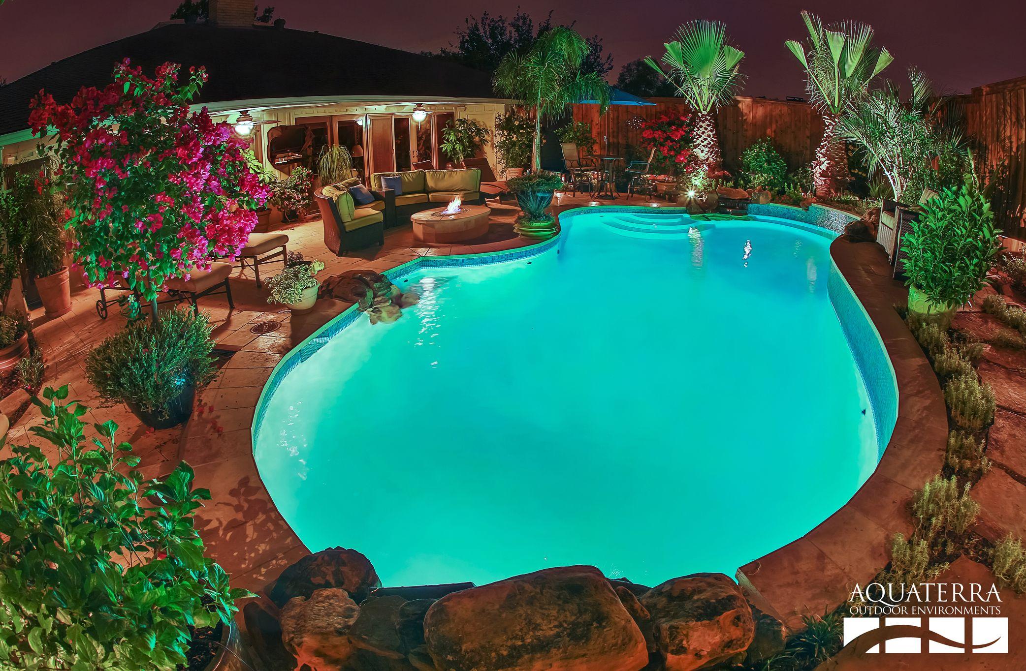 Pool Design And Construction By AquaTerra Outdoor Environments  Www.aquaterraoutdoors.com