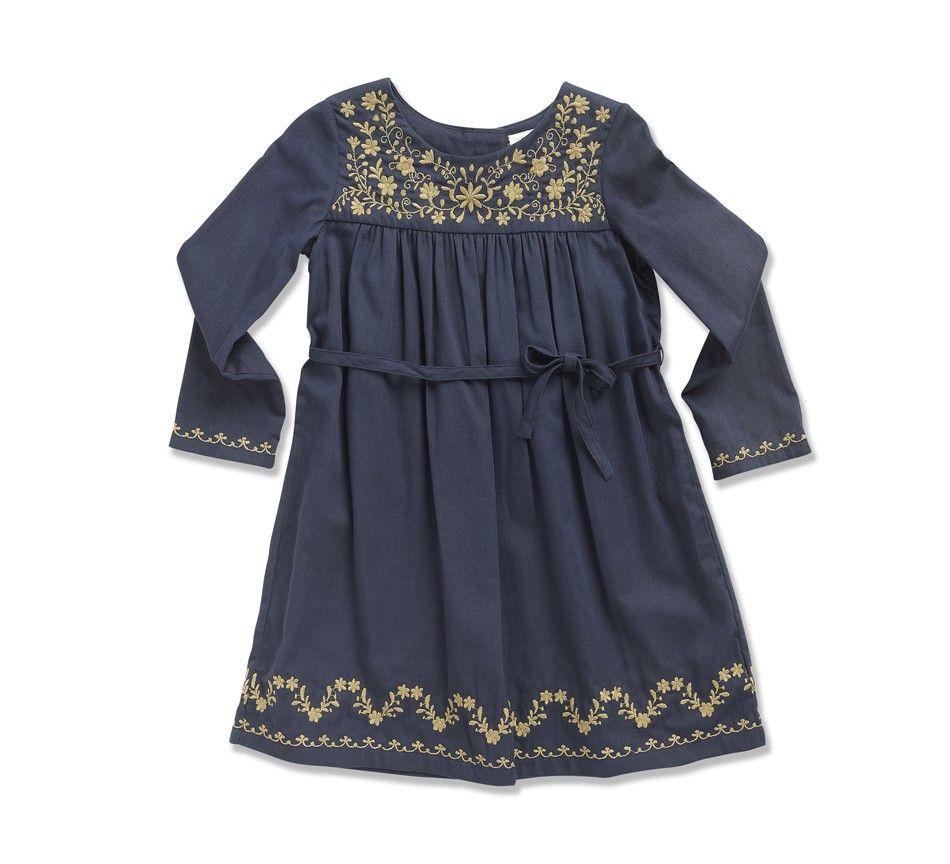 Gardenia Dress - Navy by MarieChantal.... Very Nice!
