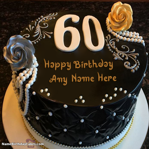 Image result for 60th birthday cake ideas | Wedding cakes | 60th