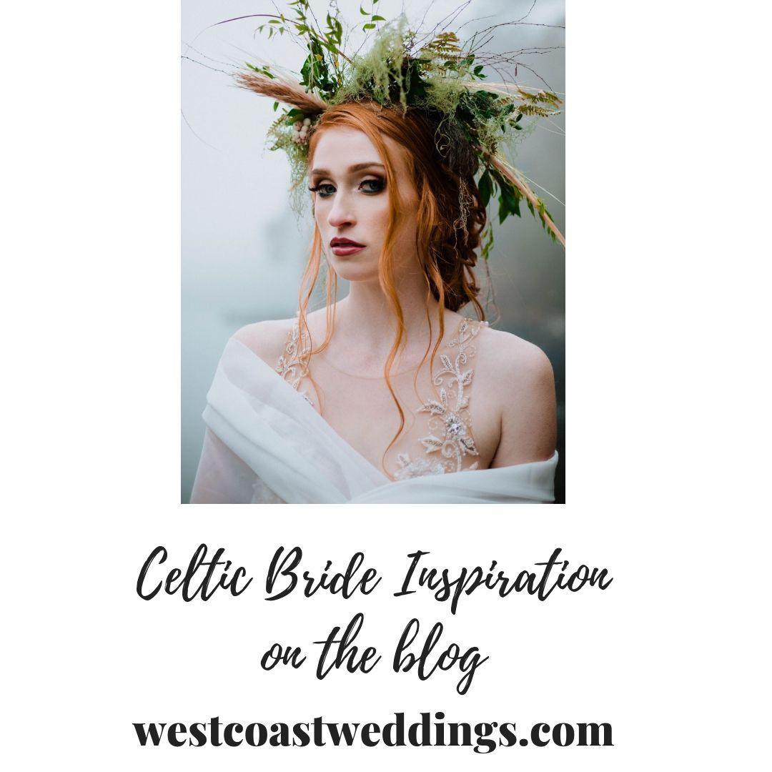 #ontheblog Celtic Bride Inspiration EDITORIAL PLANNER