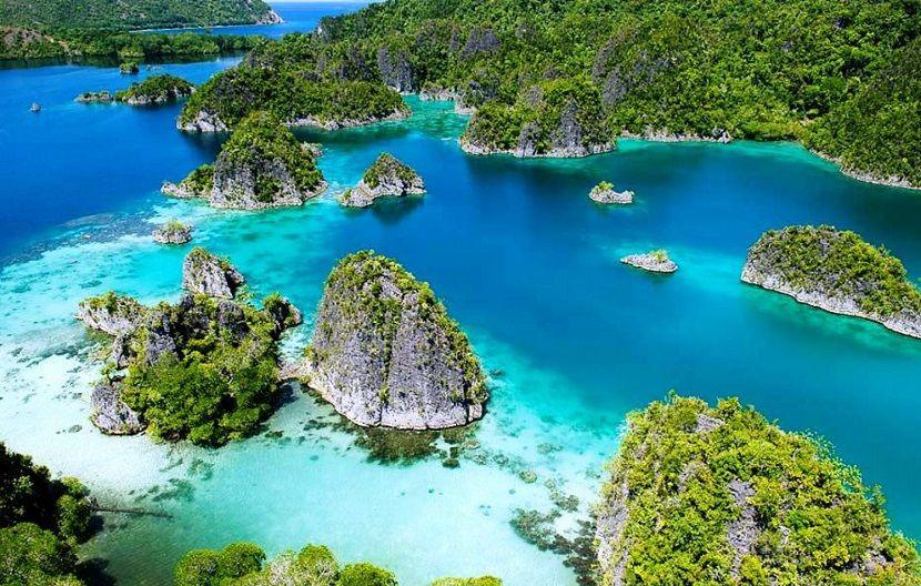 Pin en Islas de Indonesia