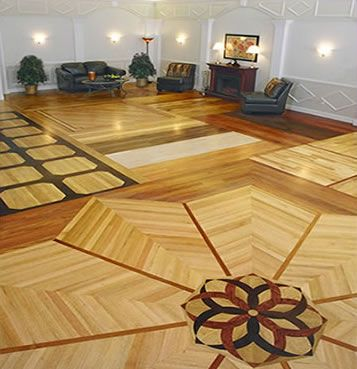 Lovely Deluxe Wood Floors Design