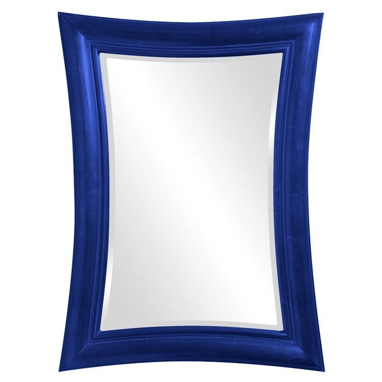Fairmont Royal Blue Mirror