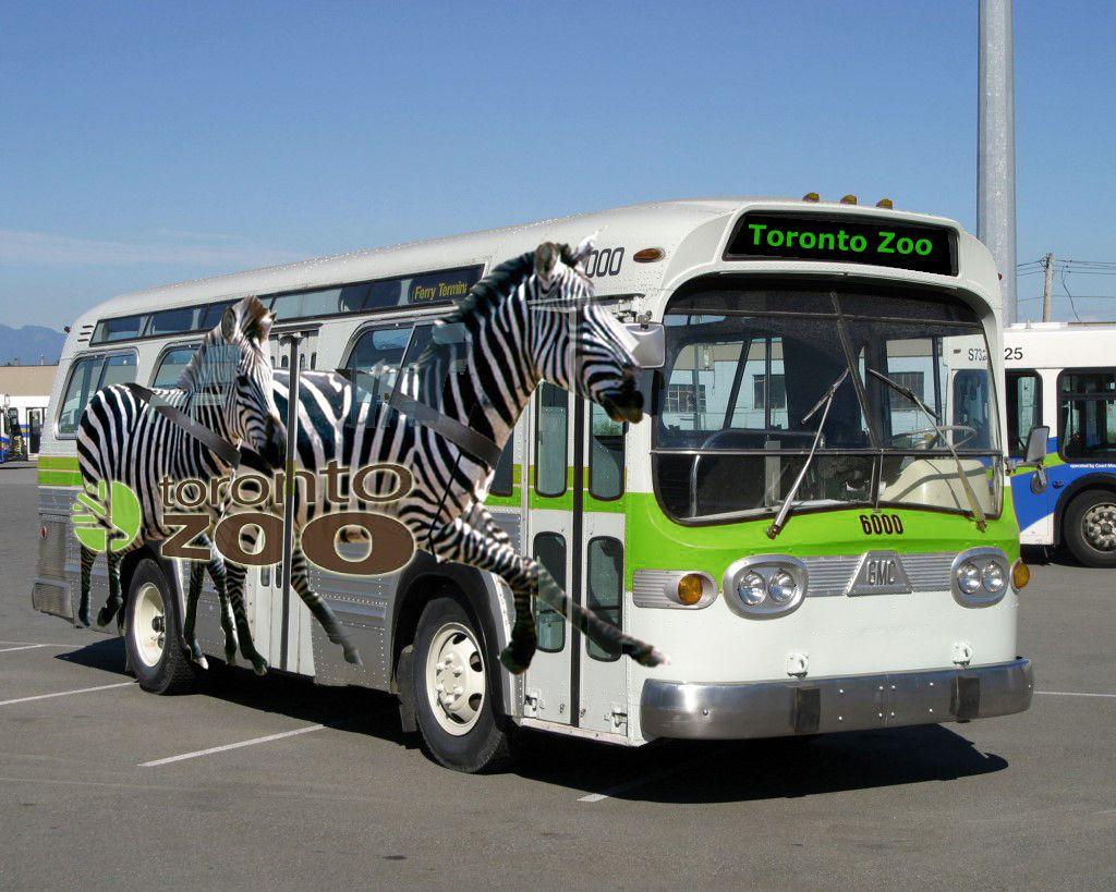 Rochester Ny Restored Old Look Bus: Busse, Autos Und Motorräder и