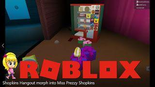 Roblox Shopkins Hangout Gameplay Roblox Shopkins Gameplay