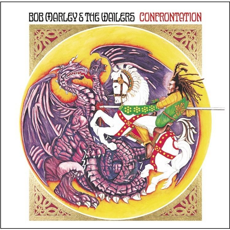 Bob Marley And The Wailers Confrontation 180g Vinyl Lp The Wailers Bob Marley Songs Bob Marley