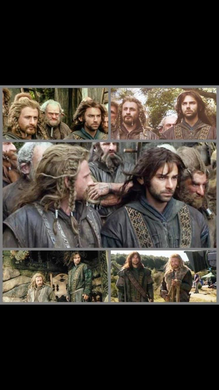 Fili n Kili-The Hobbit