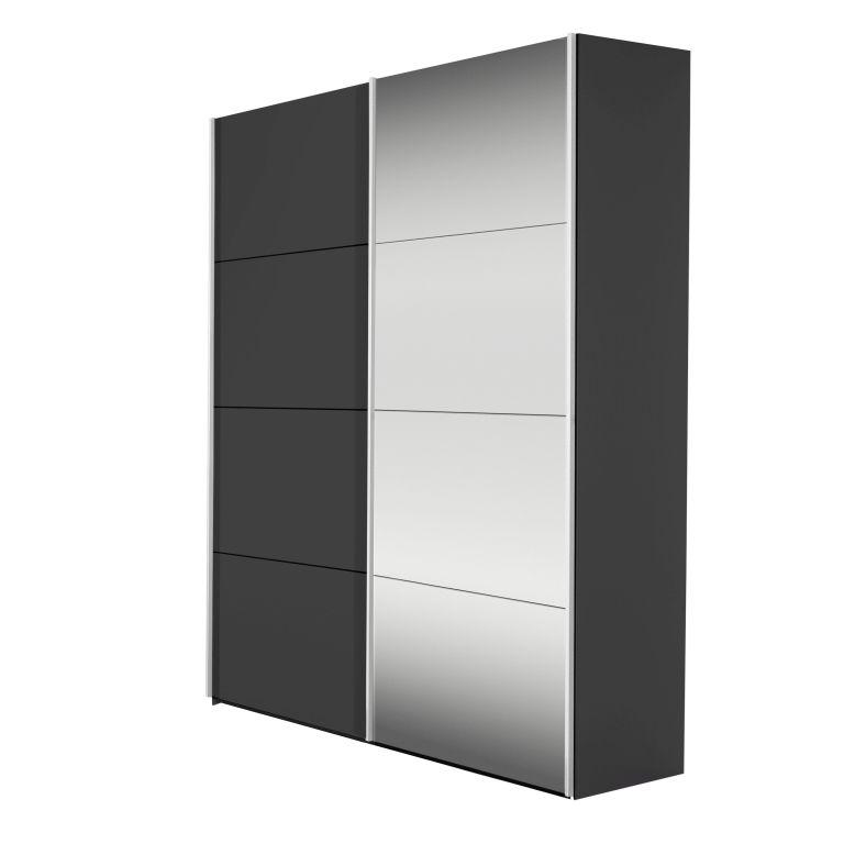 Armoire à portes coulissantes FLAVOUR lit Pinterest - Armoire Ikea Porte Coulissante