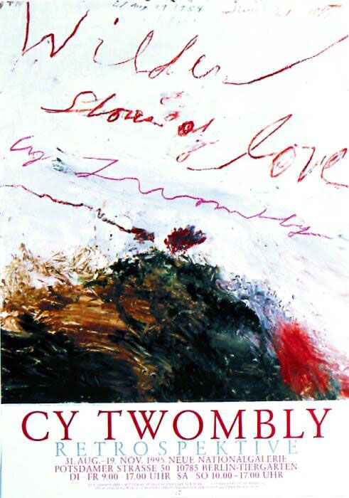 wilder shores of love | a r t | pinterest | poster, art and cy twombly