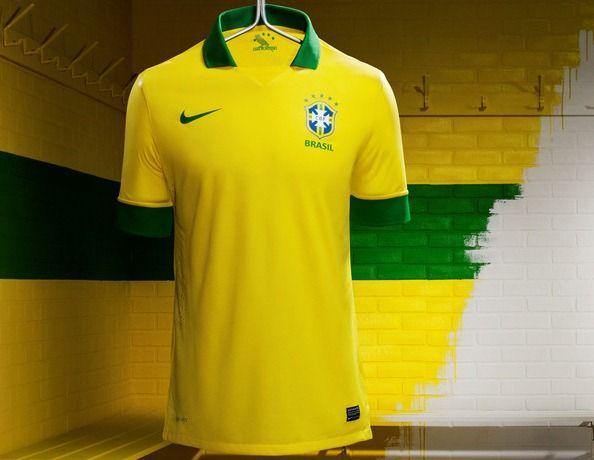 c633a6189 Brazil Kit 2013-2014