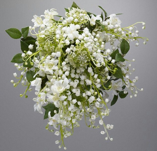 Bouquet Sposa Principessa Kate.Kate Middleton S Wedding Bouquet Diakosmhsh