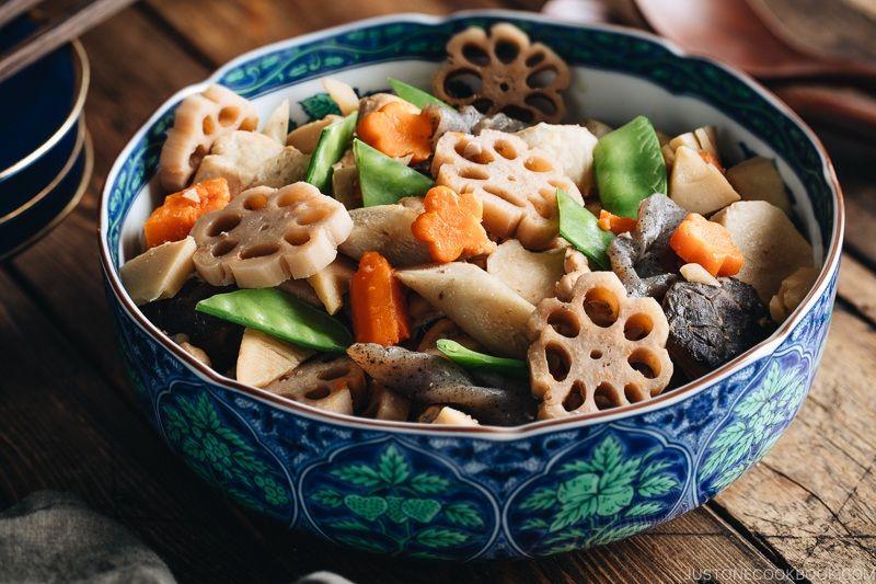Instant Pot Nishime Recipe Easy japanese recipes
