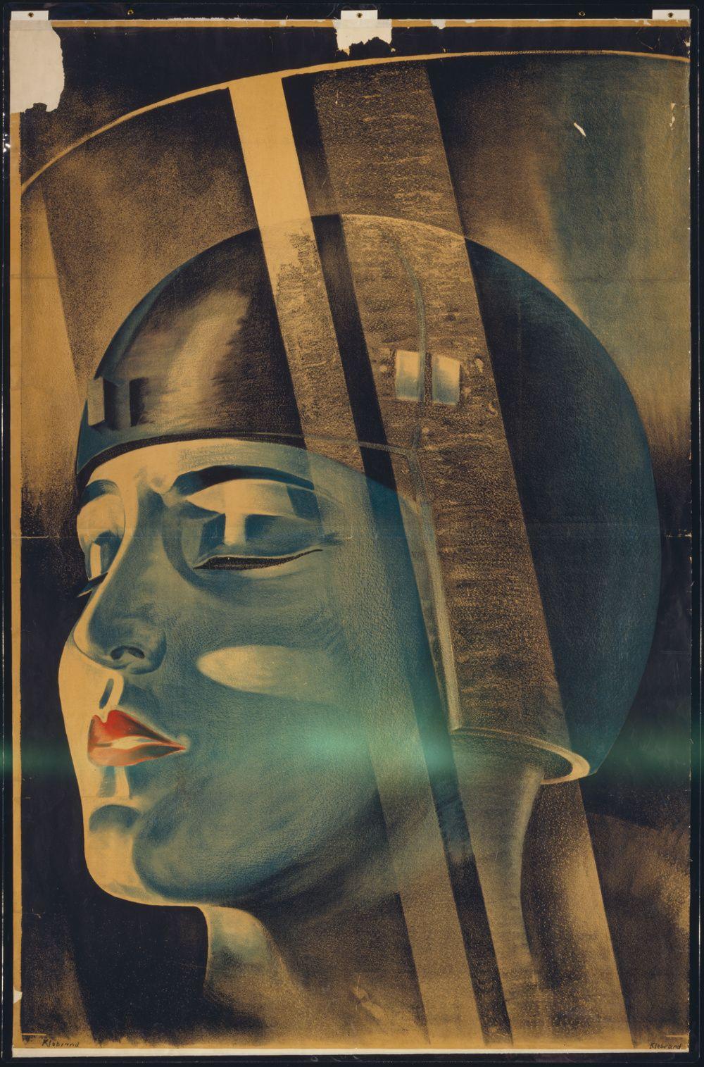 Metropolis Werner Graul Art Deco Posters Poster Art Metropolis Poster