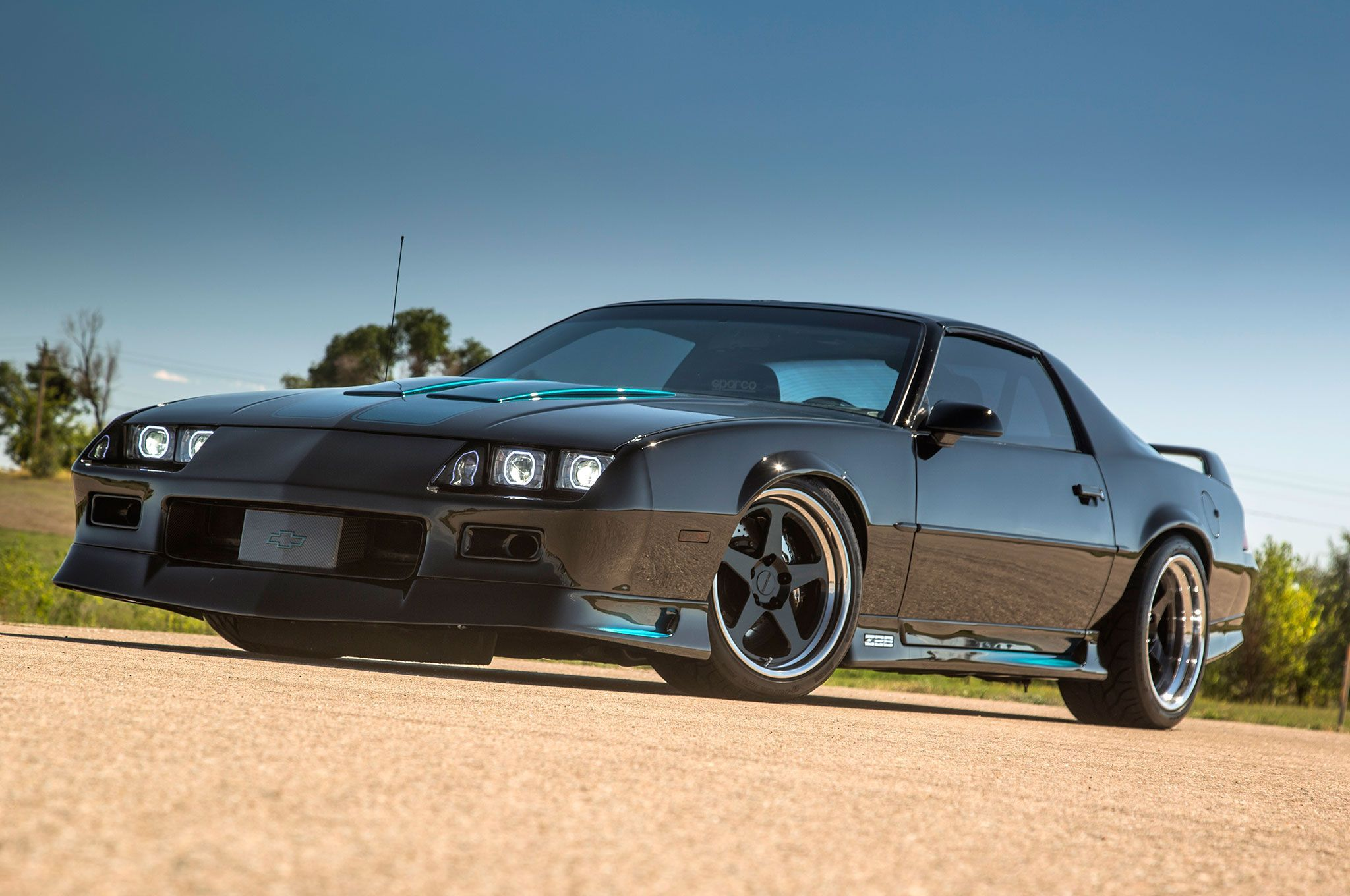 Is The Third Gen Chevrolet Camaro The Official Muscle Car Of