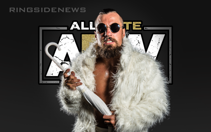 Rumor About Aew S Plans For Marty Scurll Squashed Ring Of Honor Wwe Raw Videos Wrestling News