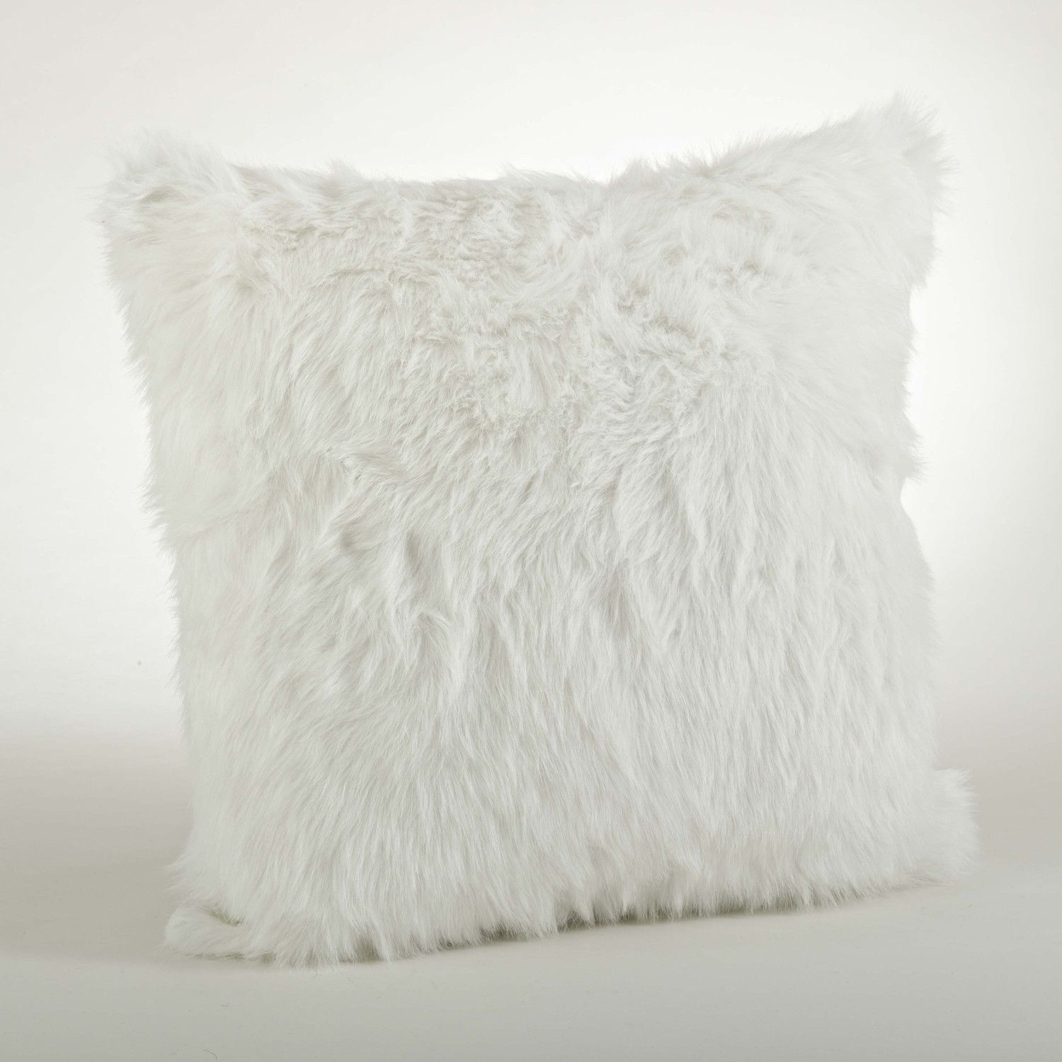 Juneau Cotton Throw Pillow