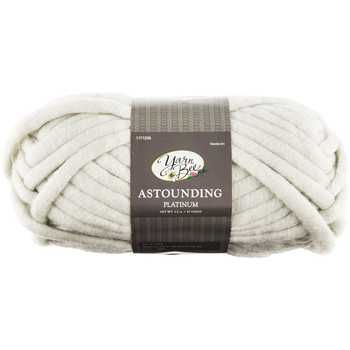 60 Platinum Yarn Bee Astounding Yarn | Yarns | Pinterest | Yarn ...