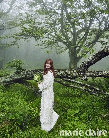 8 Magical Photos From Gu Hye Sun And Ahn Jae Hyun S Jeju Island