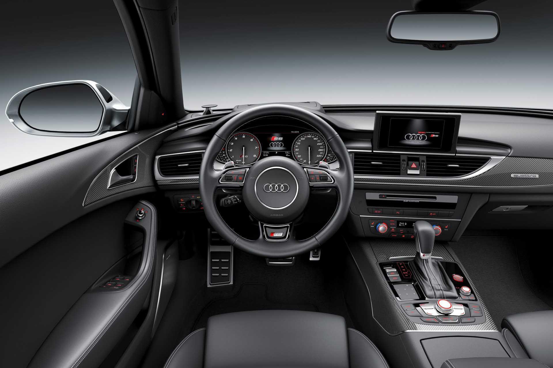10 Stunning 2016 Audi S6 Interior Full Hd Wallpaper