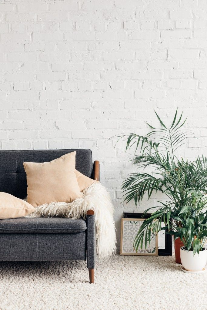 SPRING CLEANING HACKS Got A Brick Wall In Your Living Room Try Fascinating Cleaning Living Room Painting