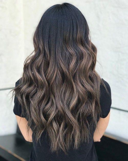 50 Dark Brown Hair with Highlights Ideas for 2021 – Hair Adviser