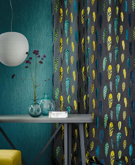 curtain in sitting dining 4 cheyne walk pinterest blue design rh za pinterest com