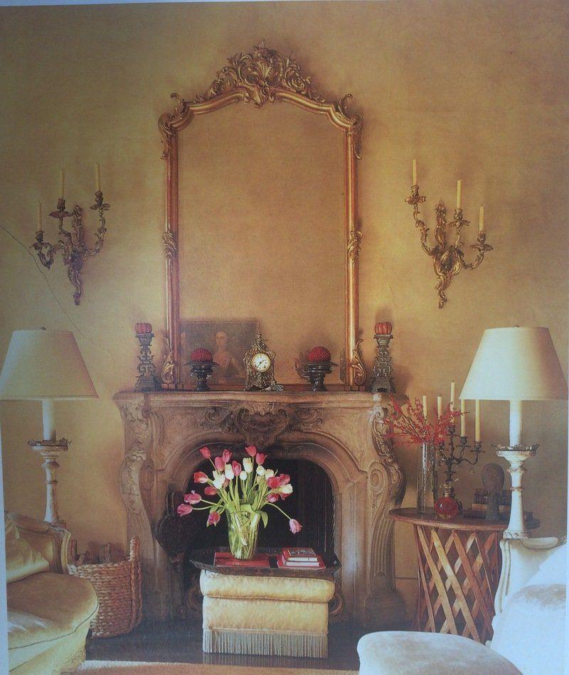 See more of Annie Kelly Art   Design's Villa Vallombrosa on 1stdibs