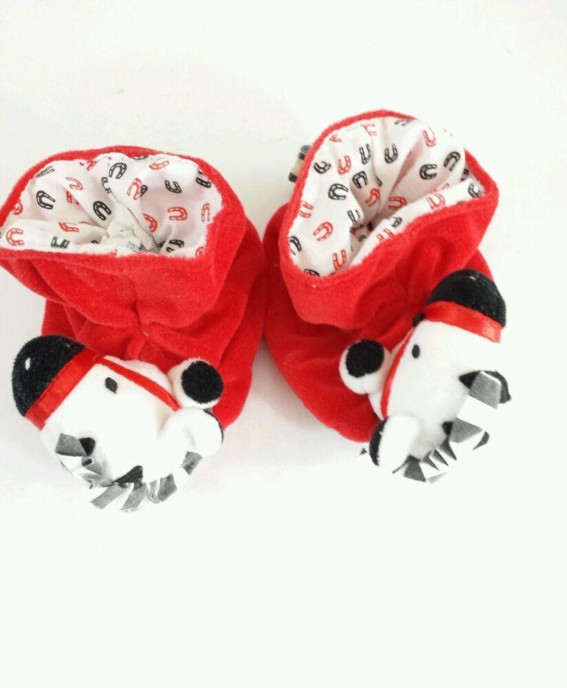 Baby Girl Boy Newborn Winter Warm Boots Toddler Infant Soft Socks Booties ShoeNH