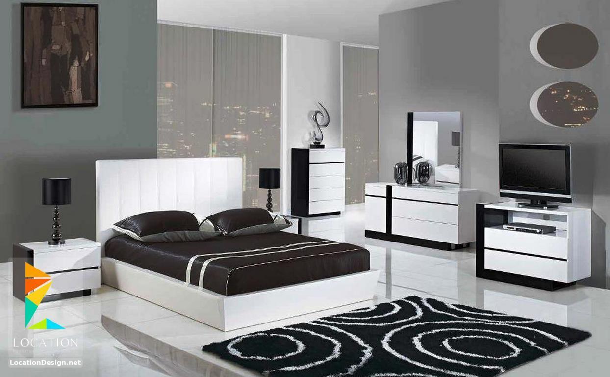 Elegant غرف نوم مودرن للعرسان   Modern Bedrooms Furniture