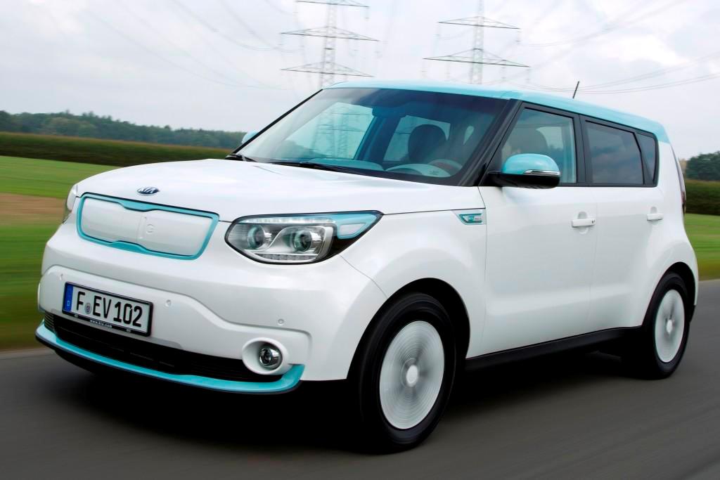 Kia Soul EV Euro NCAP For safer cars crash test safety