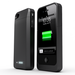 UNU DX PROTECTIVE BATTERY CASE FOR IPHONE 4 & 4S.