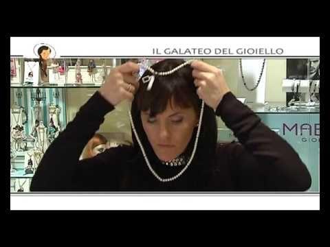Liked on YouTube: 12/12/2016 - 12 MINUTI IL GALATEO DEL GIOIELLO #laurentistigliani #shoppingtrieste #diamanti #gioielli #oro #orologi #trieste