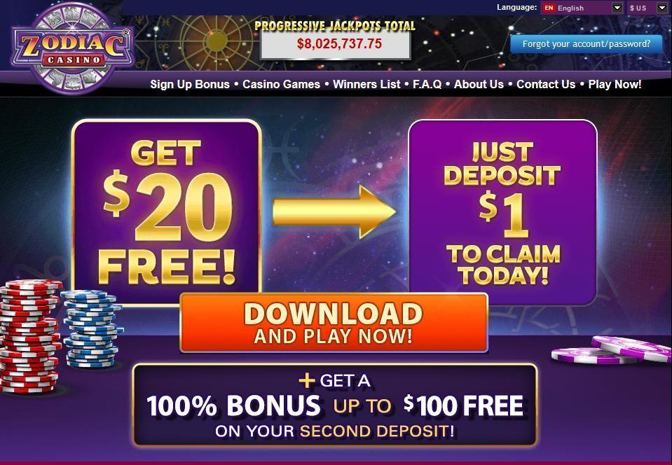 Zodiac Casino Mobile Casino Mobile Casino Free Casino Slot Games