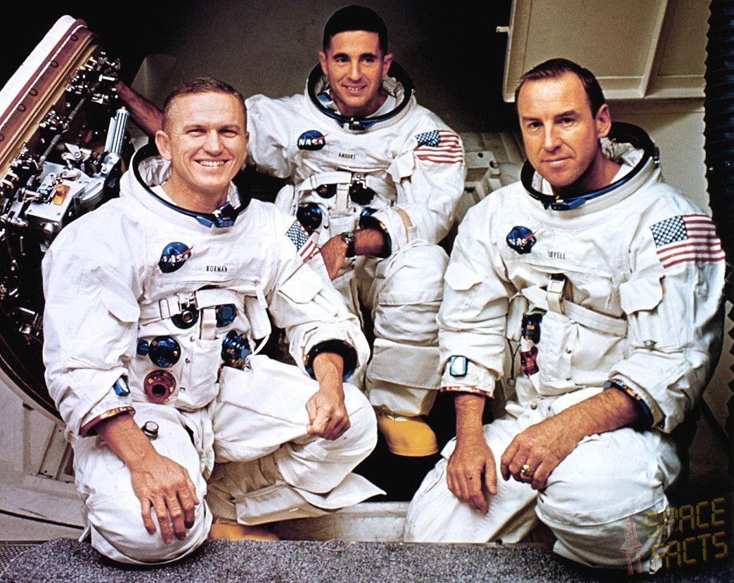apollo space flight crews - photo #6