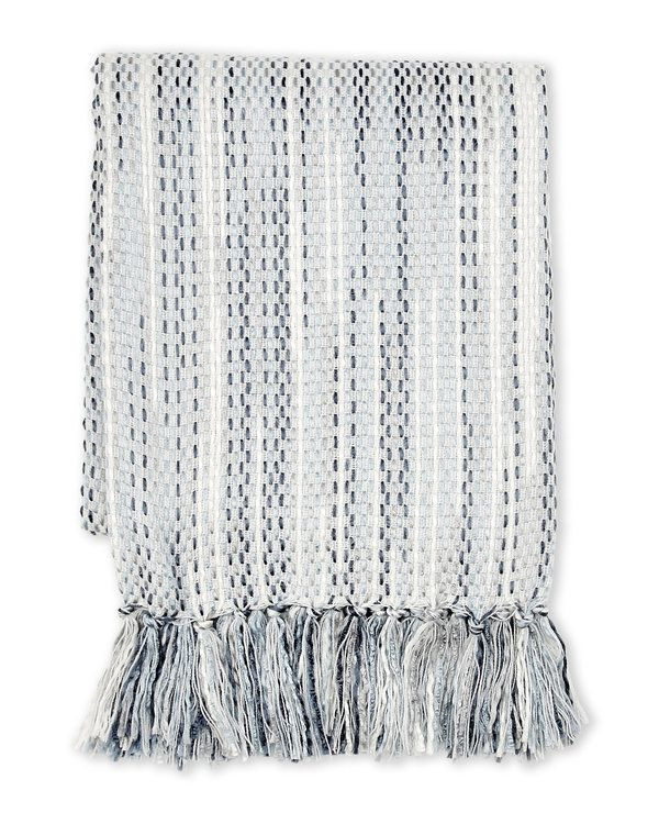 Vince Camuto 50 X 60 Woven Throw Affordable Home Decor Cheap