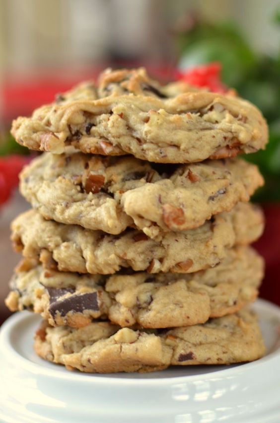 Look at those beauties. Now those are chocolate chip cookies. I have the secret to good thick chewy cookies that melt in your mouth! You are going to love them. I always split my batch in half. One half with pecans and on half without. Are you a nut lover or are you... Read More »
