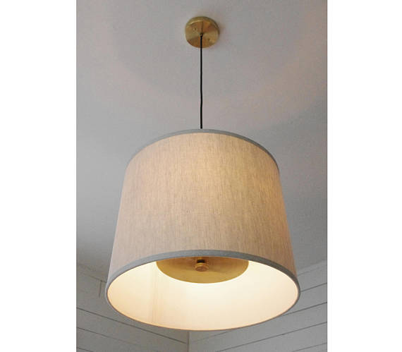 Long made cos timeless line of lighting is all handmade by us in our