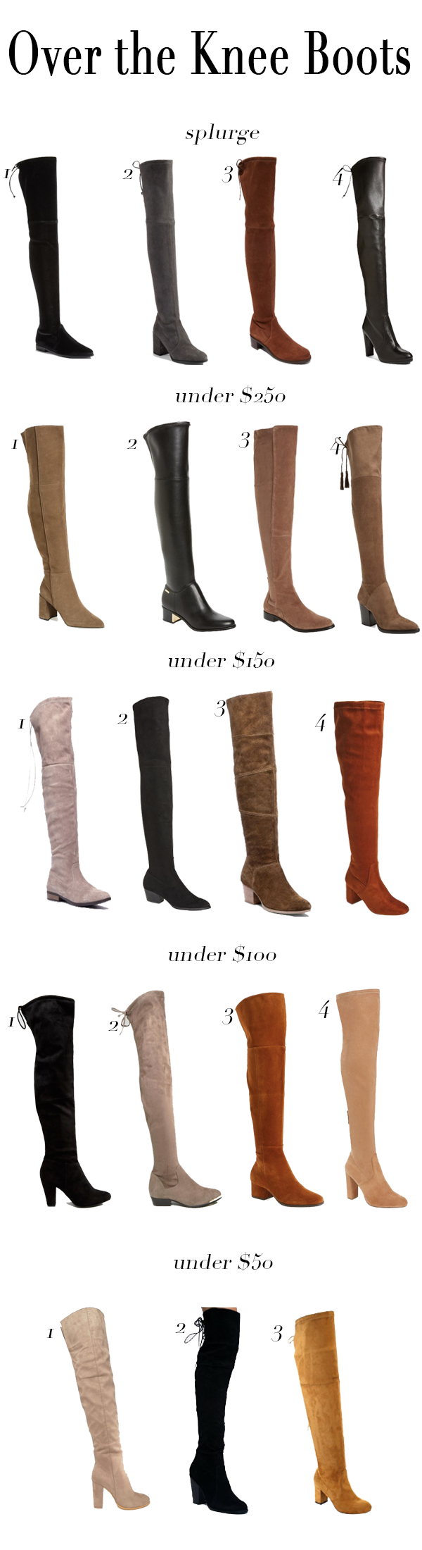17839bb498f RD s Obsessions  Over the Knee Boots