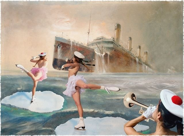 Guy Le Baube, 'Titanic Resurrected,' 2012, Avant Gallery