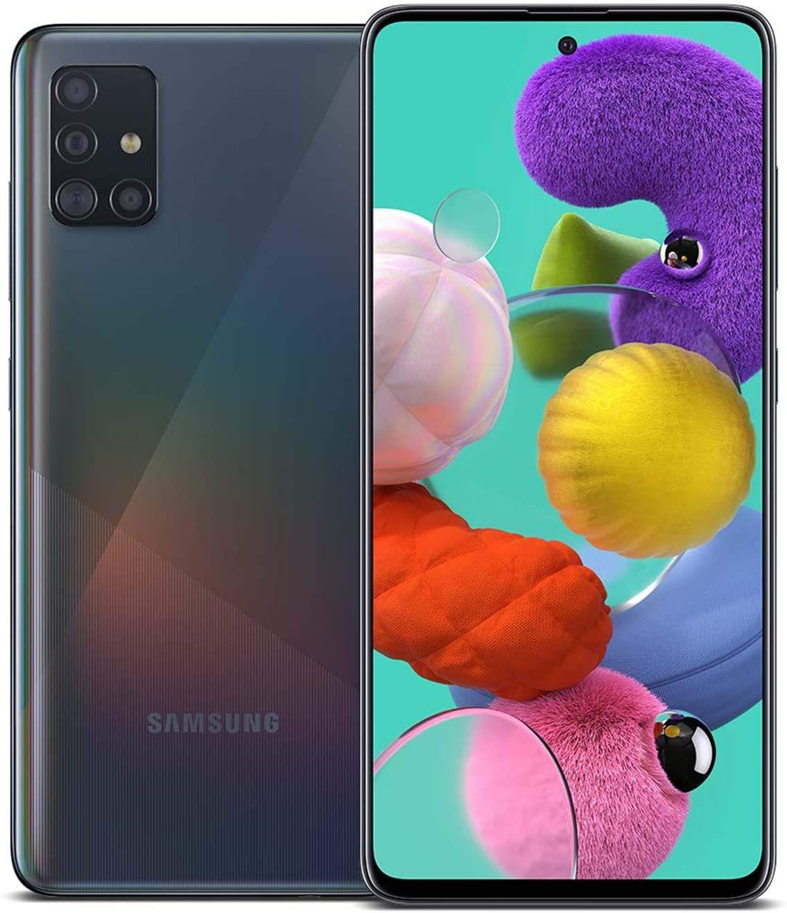 Amazon Samsung Galaxy A51 Factory Unlocked Cell Phone In 2020 Unlocked Cell Phones Samsung Galaxy Samsung
