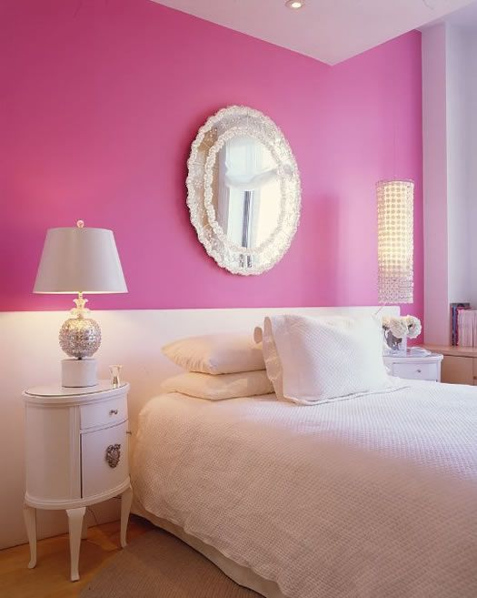 Image Detail For  Beautiful Pink Bedroom Interior Design U2013 Homivo Part 16