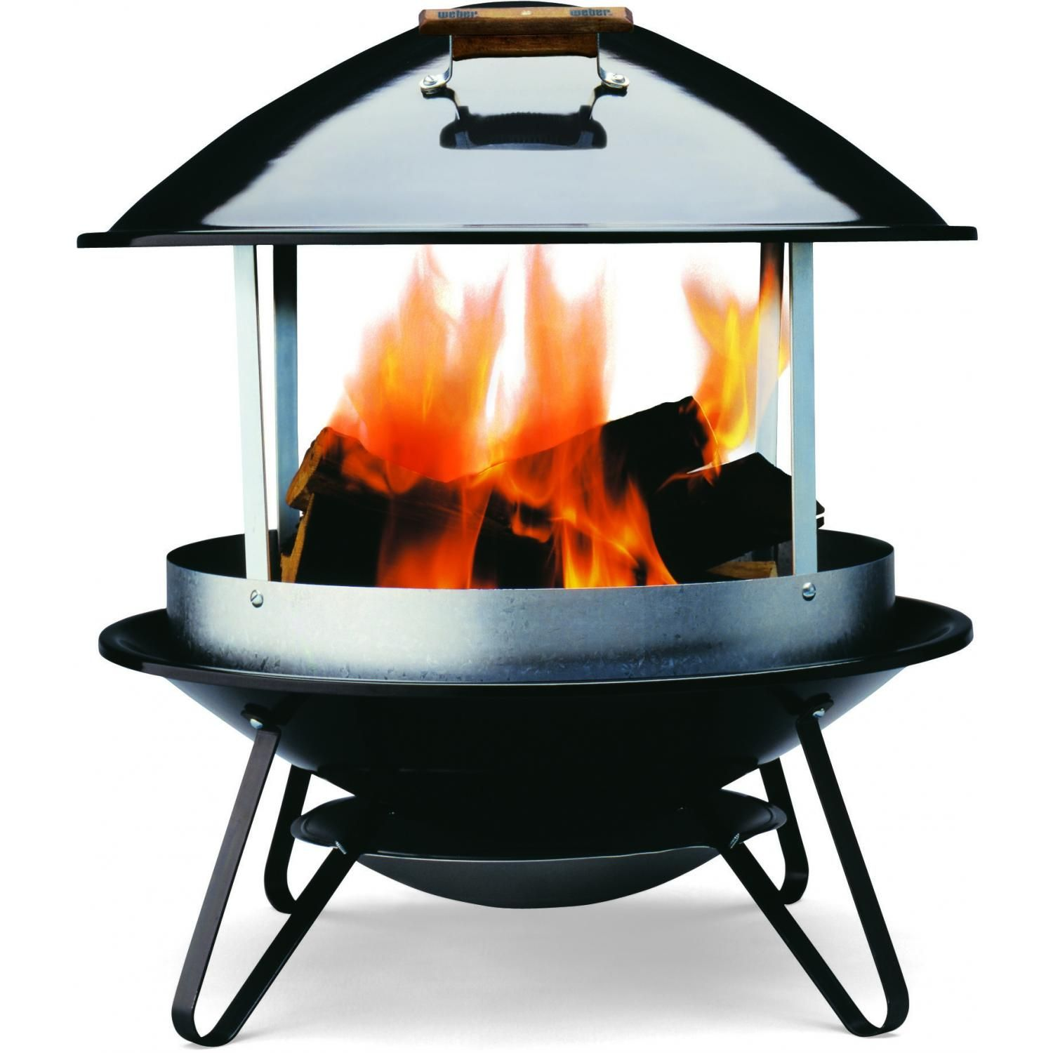 Weber Wood Burning Fire Pit View More Of Our Stores Best Patio - Weber Outdoor Fireplace